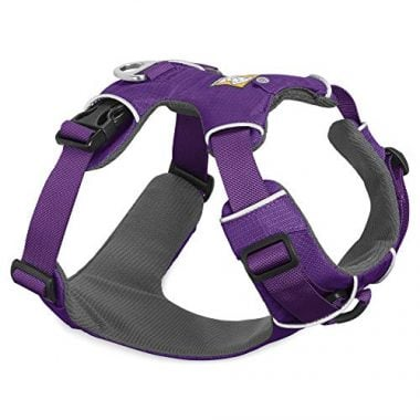 RUFFWEAR – Front Range Harness, Tillandsia Purple (2017), Medium