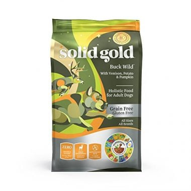 Solid Gold Grain-Free Dry Dog Food
