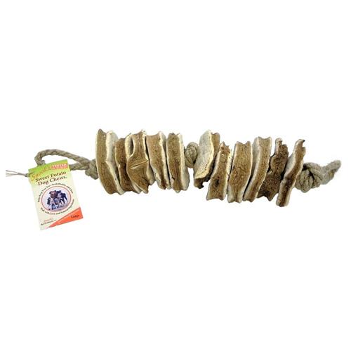 Snook's Large GMO-Free Sweet Potato Dog Chew