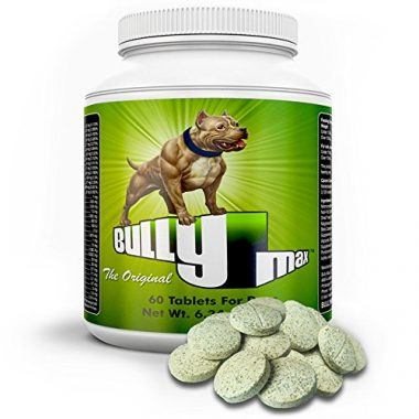 Bully Max Muscle Builder Canine Supplement