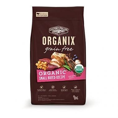 Castor & Pollux Organix Grain Free Dry Dog Food
