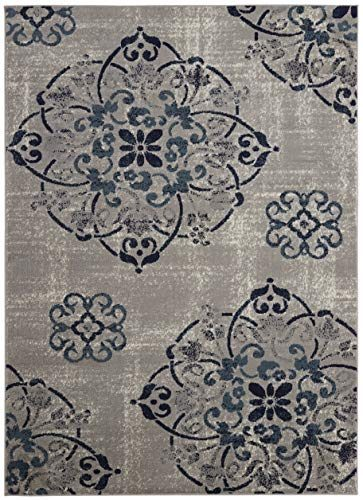 Diagona Designs Contemporary Floral Medallion Design