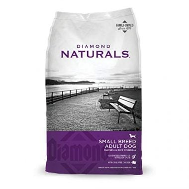 Diamond Naturals Dry Dog Food Breed Size Specific