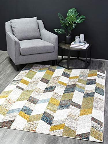 Home Culture Jazelle Modern Collection Area Rug