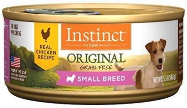 Instinct Original Natural Wet Canned Dog Food