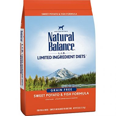 Natural Balance Dry Dog Food
