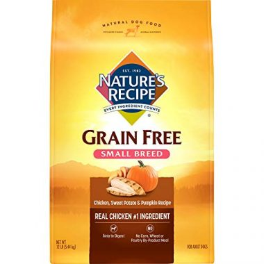 Nature'S Recipe Grain Free Dry Dog Food Small