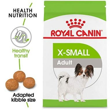 Royal Canin Nutrition X-Small Adult Dry Dog Food