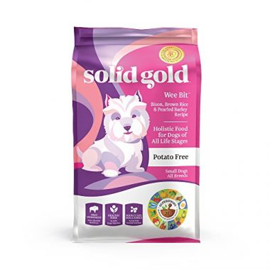 Solid Gold Small & Toy Breed Dry Dog Food