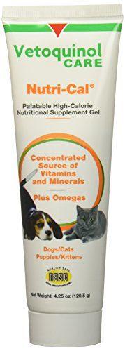 Vetoquinol NutriCal Supplement Gel