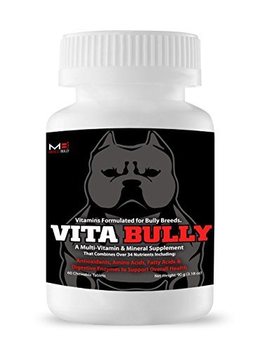 Muscle Bully Vita Bully Supplement