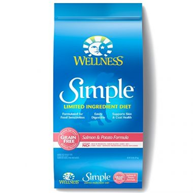 Wellness Simple Natural Grain Free Dry Dog Food
