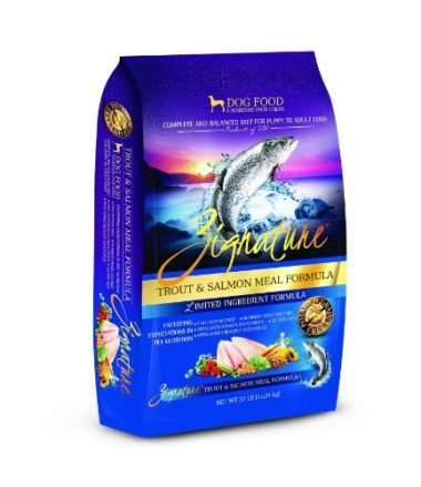 Zignature Trout & Salmon Meal Formula