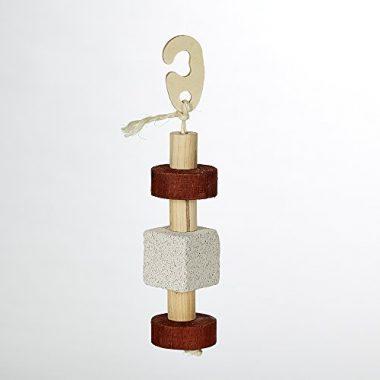 Kaytee Natural Lava n Wood Hanging Toy