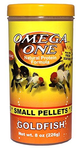 Omega One Goldfish Small Sinking Pellets