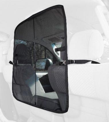 PetSafe Solvit Front Seat Net Dog Car Barrier