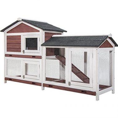 Purlove Hutch Guinea Pig Wooden House