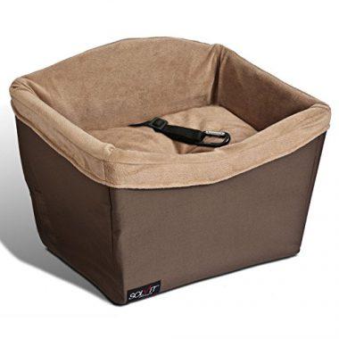 Solvit Jumbo Pet Safety Car Seat