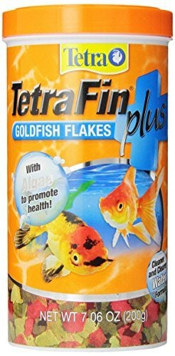 Tetra TetraFin PLUS Goldfish Flakes