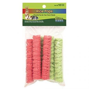Ware Manufacturing Rice Pops Small Animal Chew Treat