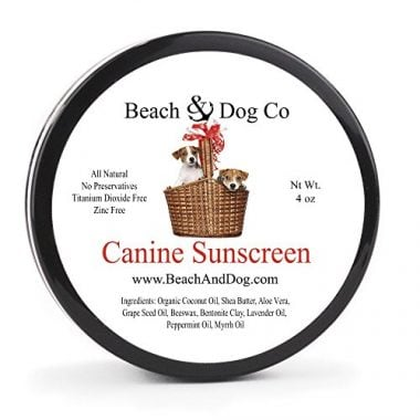 Beach & Dog Co Canine Sunscreen