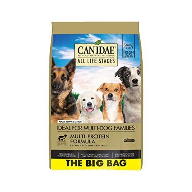 CANIDAEAll Life Stages Dog Dry Food