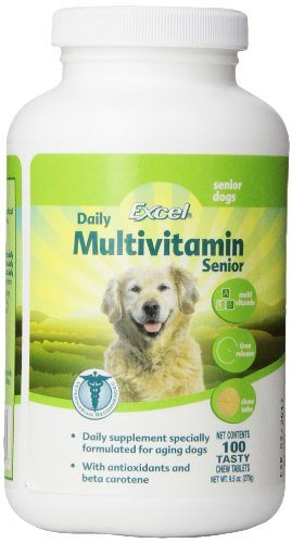 Excel 8in1 Daily Time-Release Multi-Vitamin for Dogs