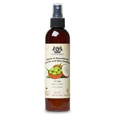 Gerrard Larriett Aromatherapy Essential Oil Sunscreen