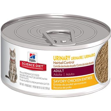 Hill's Science Diet Wet Urinary Tract Cat Food
