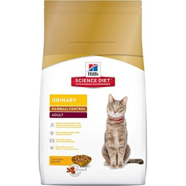 Hill's Science Diet Dry Cat Food for Constipation