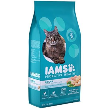 Iams Proactive Health Cat Food for Constipation