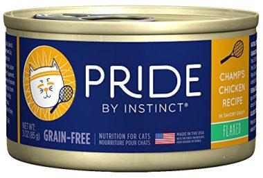 Pride by Instinct Grain Free Low Residue Cat Food