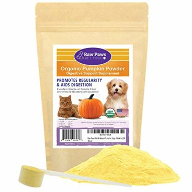 Raw Paws Pet Organic Pure Low Residue Cat Food