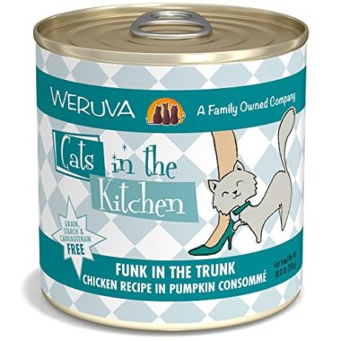 Weruva Cats In The Kitchen Cat Food for Constipation