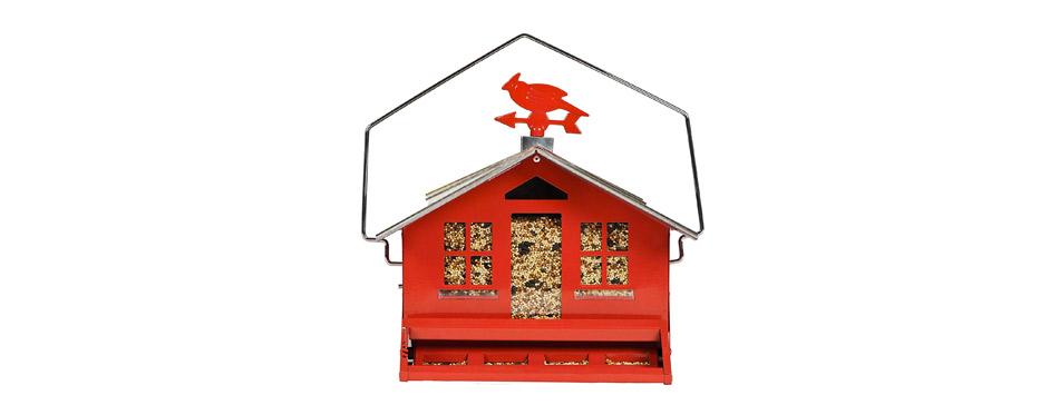 Perky Pet House Bird Feeder