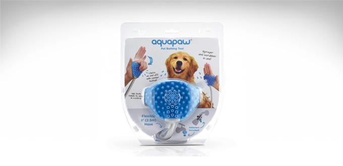 Aquapaw-Pet-Bathing-Tool