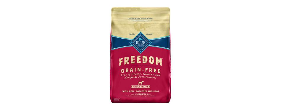 Blue Buffalo Grain Free Dog Food for Allergies