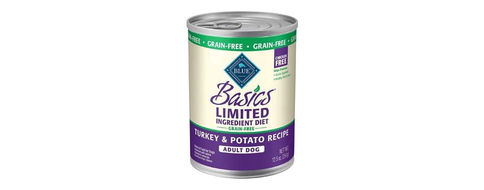 Blue Buffalo Basics Limited Ingredient Diet Wet Food