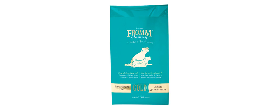 Fromm Adult Gold Large Breed Formula Dry Dog Food