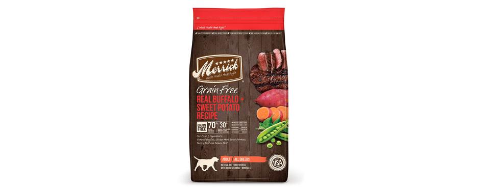 Merrick Grain Free Dry Dog Food Recipes