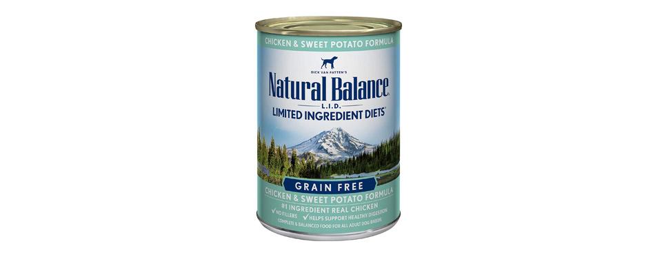 Natural Balance L.I.D. Chicken & Sweet Potato