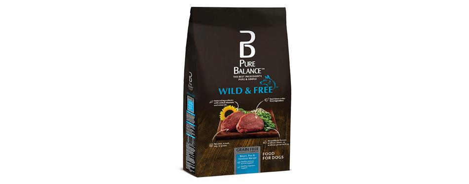 Pure Balance Wild & Free Bison Dog Food