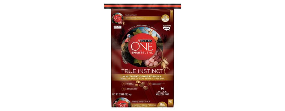 Purina ONE True Instinct with Turkey High Protein Food