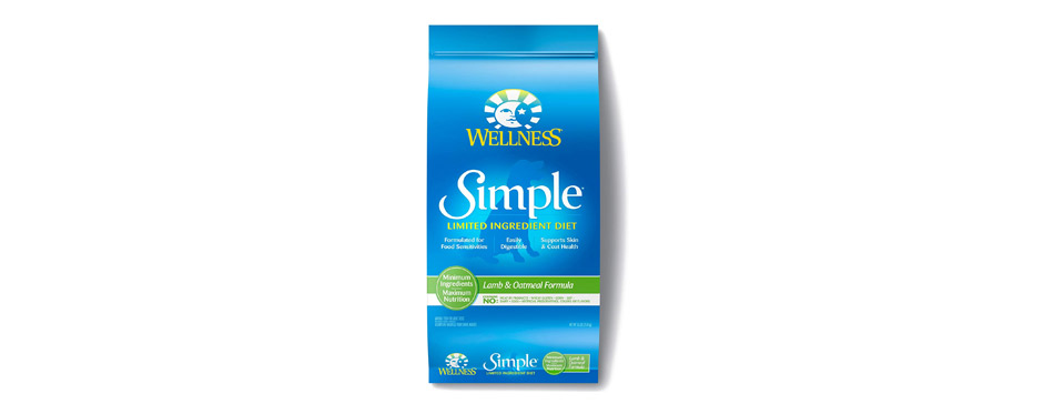 Wellness Simple Limited Ingredient Lamb & Oatmeal
