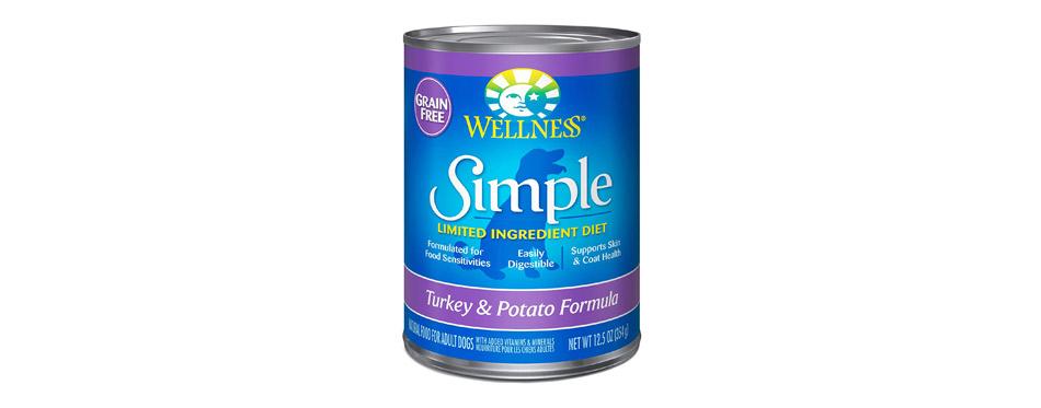 Wellness Simple Limited Ingredient Diet Turkey