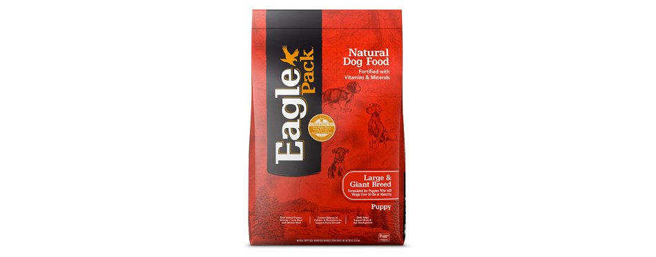 Eagle Pack Natural Dry Dog Food for Labs