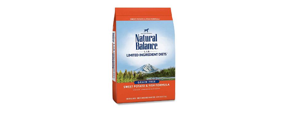 Natural Balance Limited Ingredient Diets Dog Food