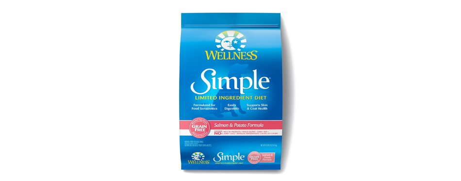 Wellness Natural Food for Pets Dog Food for Allergies