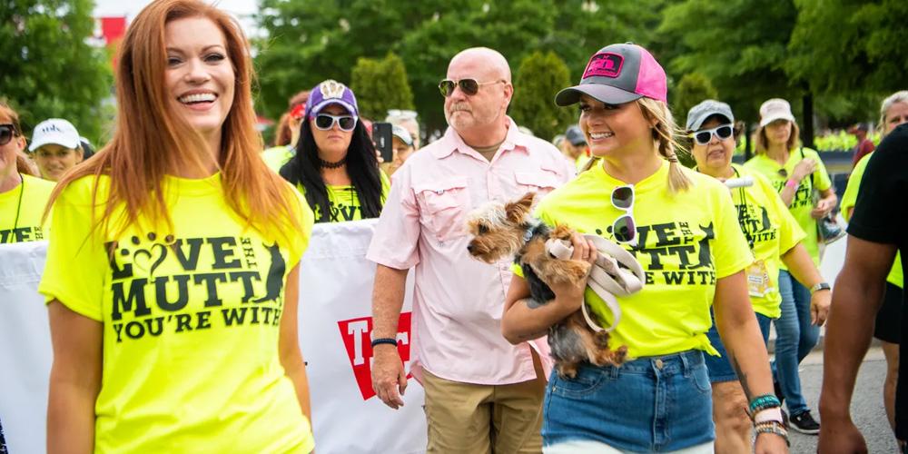 Country music star Miranda Lambert donates $250,000 to help mutts in need