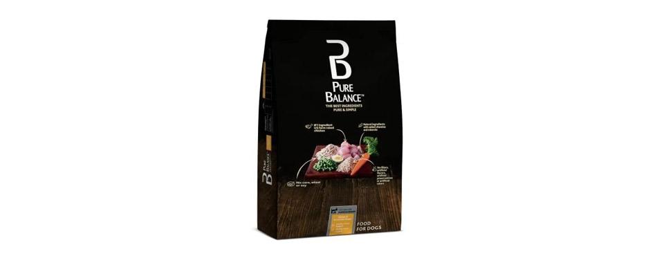 Pure Balance Chicken & Brown Rice Recipe Dog Food